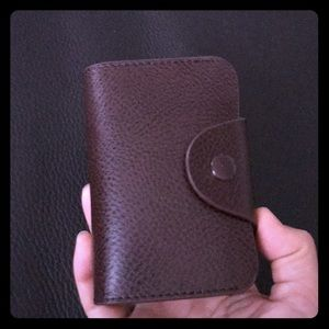 Other - NEW Card holder